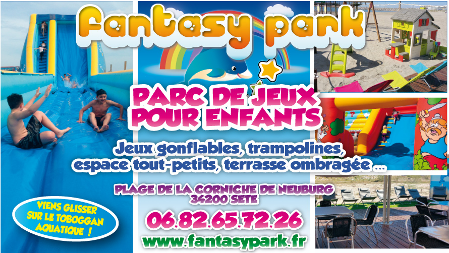 fantasy park parc de jeux attractions et structures gonflables pour enfants dans l. Black Bedroom Furniture Sets. Home Design Ideas